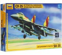 7240 Истребитель завоевания превосходства в воздухе Су-35 (1:72)
