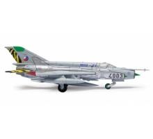 """554930 Mikoyan MiG-21MF, 211. TL """"MiG-21 farewell"""" Czech Air Force"""