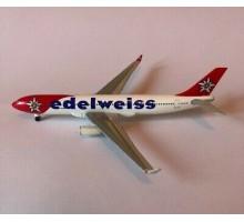 508377 Airbus A330-200 Edelweiss Air